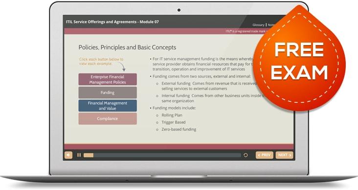 ITIL® Service Offerings & Agreements (SOA) e-Learning