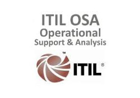 ITIL® Operational Support & Analysis (OSA) e-Learning