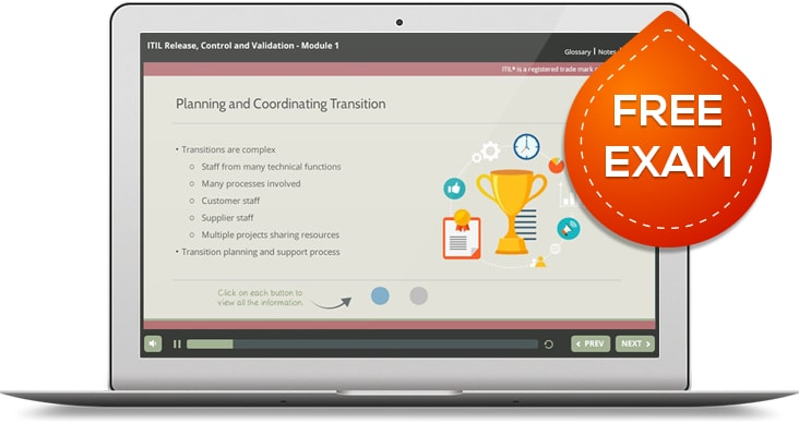 ITIL® Release, Control & Validation (RCV) e-Learning