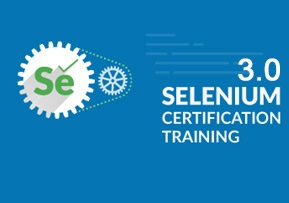 Selenium 3.0 Certification Training